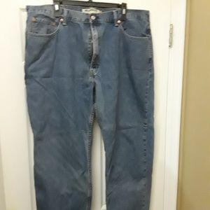 EUC - Men's Levi's 550 Relaxed Fit Jeans - 40 x 30